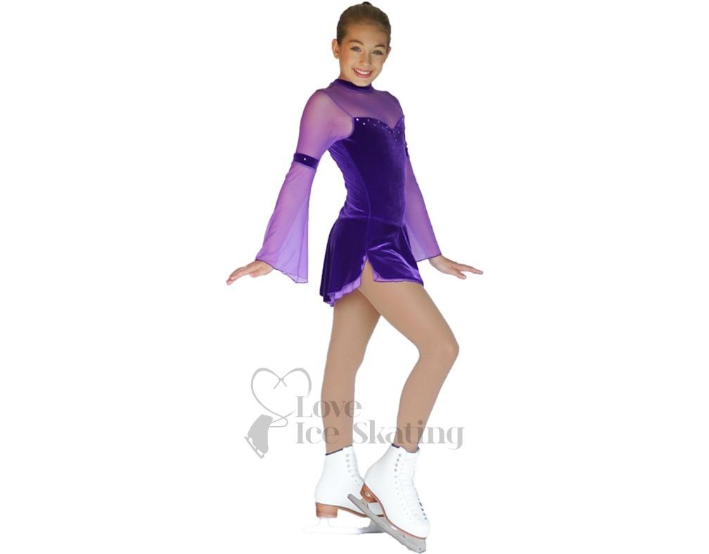eacf2ca0ff061 Chloe Noel Light Tan Tights Footed/Boot - Love Ice Skating