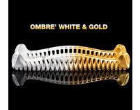 Edea E-Guards Ombre White & Gold
