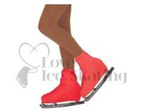 Chloe Noel Boot Covers Adult RED
