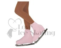 Chloe Noel Boot Covers Youth LIGHT PINK