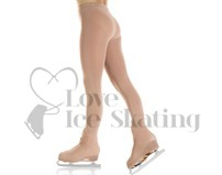 Mondor Evolution 3338 Figure Skating Tights Light Tan