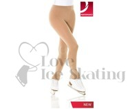 Mondor Performance 3323 Ultra Opaque Footless Ice Skating Tights