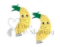 Jerry's Fun Food Ice Skating Soakers Pineapple