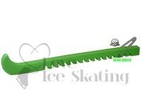 Guardog Figure Neon Green Ice Skate Blade Guards