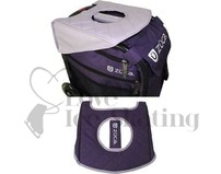 Zuca Cushion Seat Reversible Purple/Lilac