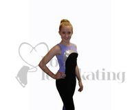Mondor Camisole Figure Skating Training Top 4823 Y9 Purple