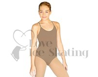 Chloe noel leotard / base layer BL05 in Nude