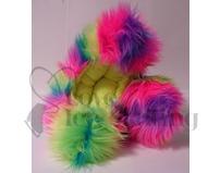 Fuzzy Soakers Rainbow Crazy Fur
