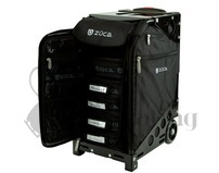Zuca Pro Artist Make Up Trolley Black