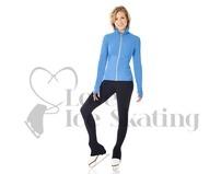 Ice Skating Ladies Jacket by Mondor 4808 Illumination Blue