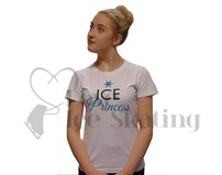 White Ice Princess T-Shirt
