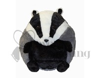 Cozy Time Badger Hand Warmer