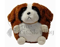Saint Bernard Dog Hand Warmer