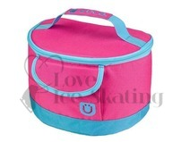 Zuca Lunch Bag Pink / Blue