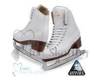 Jackson Excel  White Figure Skates