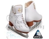 Jackson 2131 Elle  Figure skate - White