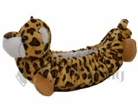 Leopard Animal Soakers soft blade Blankies by Chloe Noel