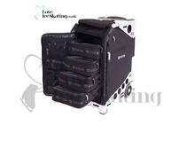 Zuca Pro Artist Make Up Trolley Silver