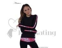 Thuono Performance Long Sleeve Top Sky Rosa