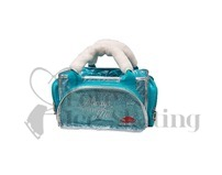 Edea Always with Me Tote Bag Ice Blue