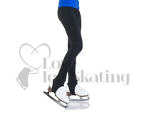 Black Stirupp Ice Skate Leggings