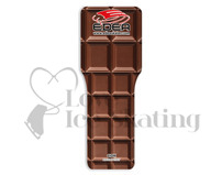 Edea Off Ice Rotation Aid Spinner Choc
