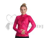 Jiv Ice Pro Skating Jacket in Pink