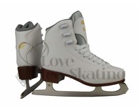 Graf Bolero  White Ice Skates Senior