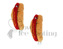 Jerry's Fun Food Ice Skating Soakers Hotdog