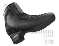 Edea Ice Fly Mens Black Figure Skate Senior