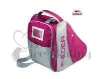 Edea Pink & Silver Ice Skating Bag Love