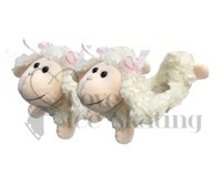 Chloe Noel  Sheep Figure Soakers