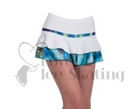 Thuono White Collection Skirt