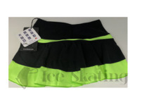 Thuono Ice Skating Skirt Smile Green