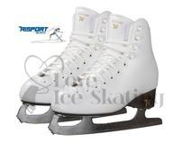 Risport Venus White Ice Skates (Blades Fitted)