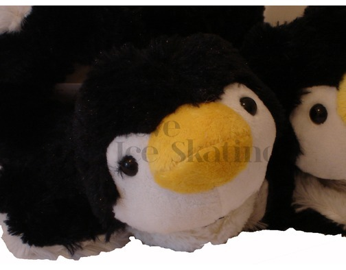Penguin Chloe Noel Animal Soakers Blade Covers