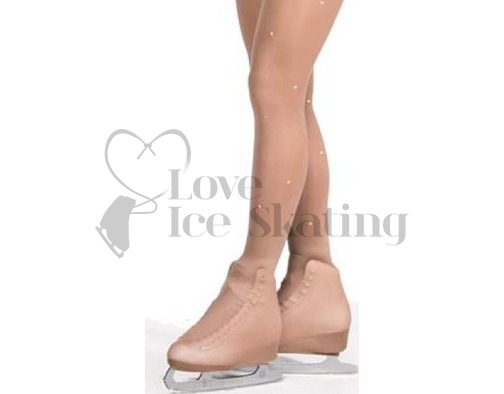 Intermezzo Over the Boot Tights with Rhinestone Crystals