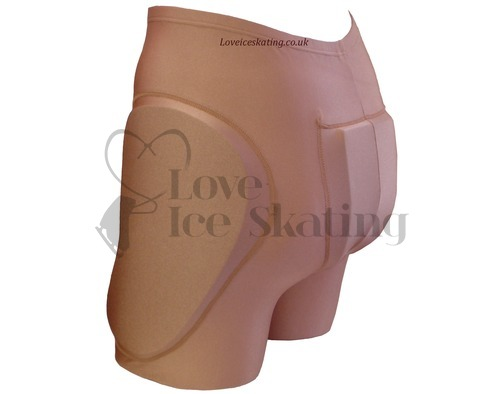 Intermezzo 5044 Padded Ice skating shorts