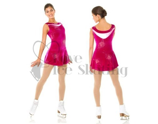 Mondor Fantasy on Ice Figure Skating 2995 Dress