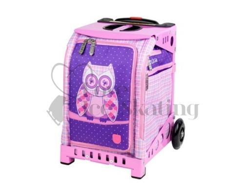 Zuca Mini Pink Owl