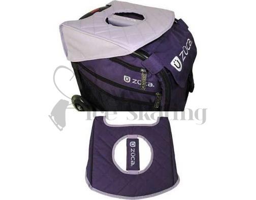 Zuca Cushion Seat Reversible Purple/Lilac