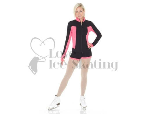 Mondor Ice Skating Jacket 4807 D9 Dragon Pink
