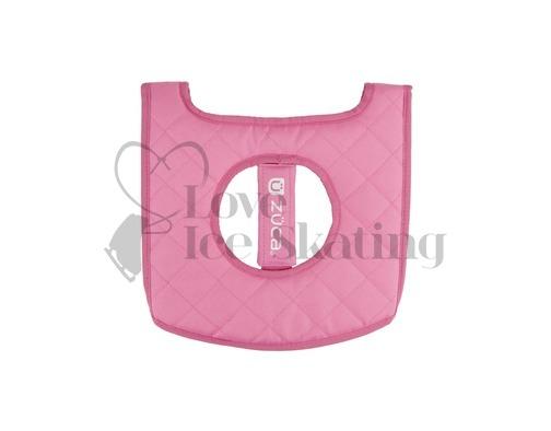 Zuca Seat Cushion Reversible Hot Pink/ Pale Pink