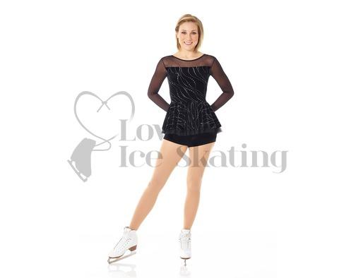 Mondor Ice Skating Tunic with Shorts 12905
