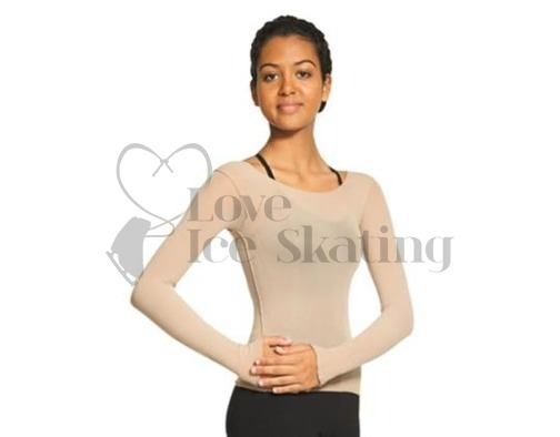 Mondor 816 Long Sleeve Shear Body Pop Light Tan