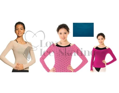 Mondor 816 Long Sleeve Shear Body Pop Paradise