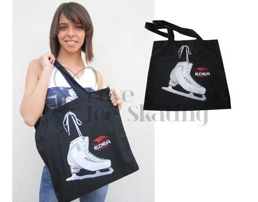 Edea Ice Fly Shopping Bag with Rhinestones