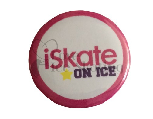 iSkate on Ice Badge