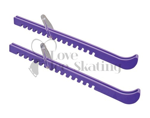 Ice Skate Figure Blade Guards Purple by A&R