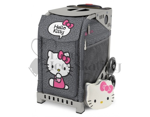Hello Kitty Leopard Insert and Mini Pouch